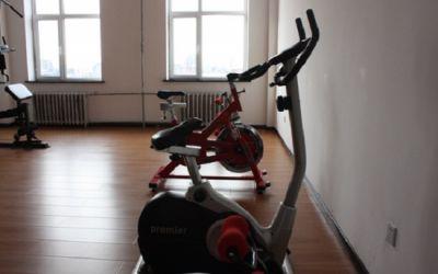 生活区-女职工健身房