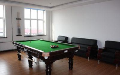 生活区-桌球室