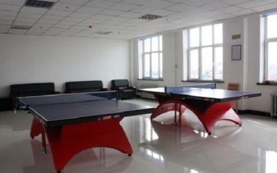 生活区-乒乓球室