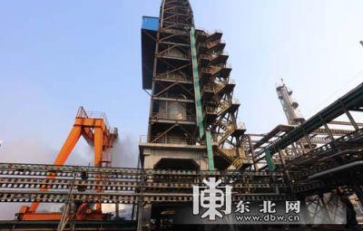 七台河针状焦成功投产 为煤城提供新经济增点
