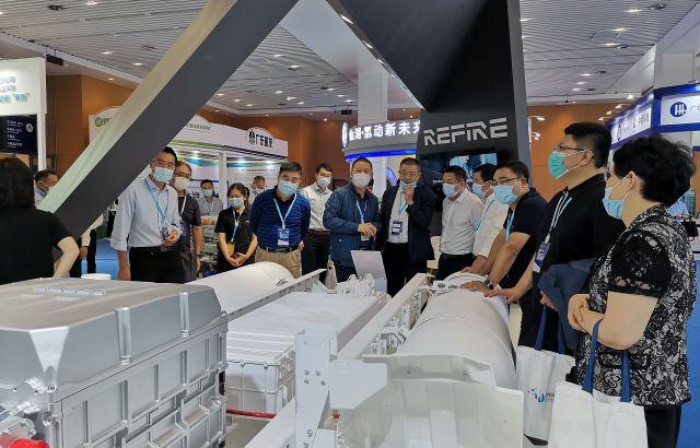 公司参加2020联合国开发计划署氢能产业大会